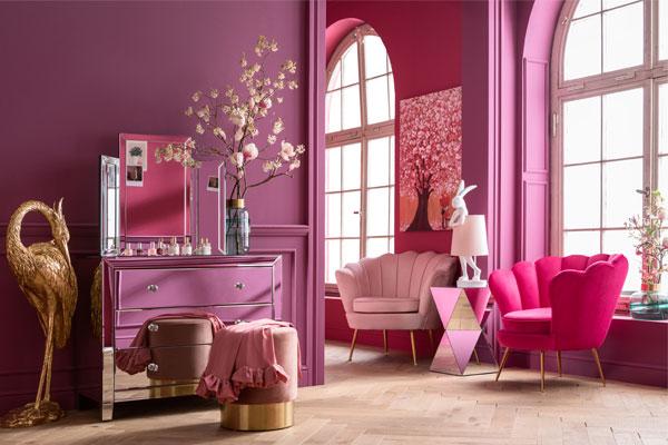Pink Elegance Water Lily & Luxury(ピンクエレガンス ウォーターリリーアンドラグジュアリー)シリーズ