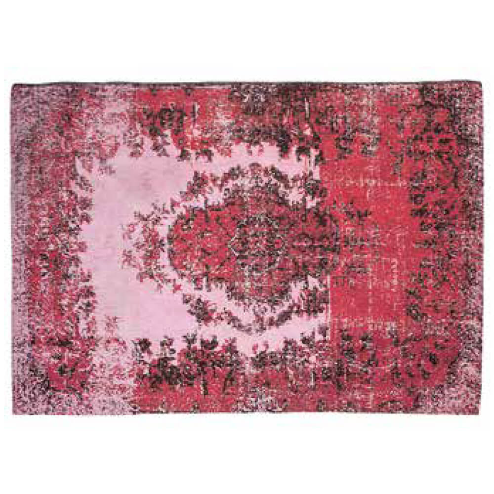 Carpet Kelim Pop Pink 240x170cm