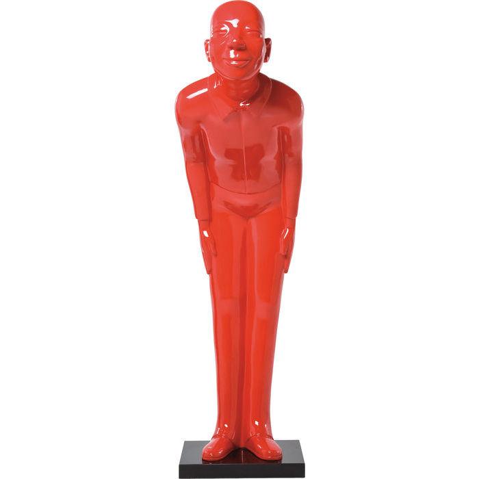 【入荷待ち商品】Deco Figurine Welcome Guests Red Big