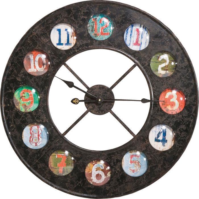 Wall Clock Vintage Colore Ø70cm