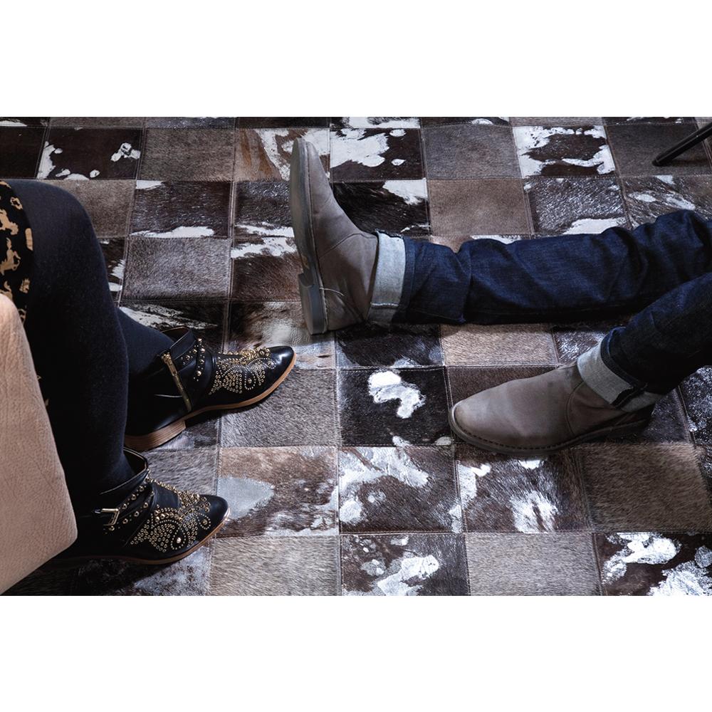 Carpet Cosmo Grey Fur 170x240cm