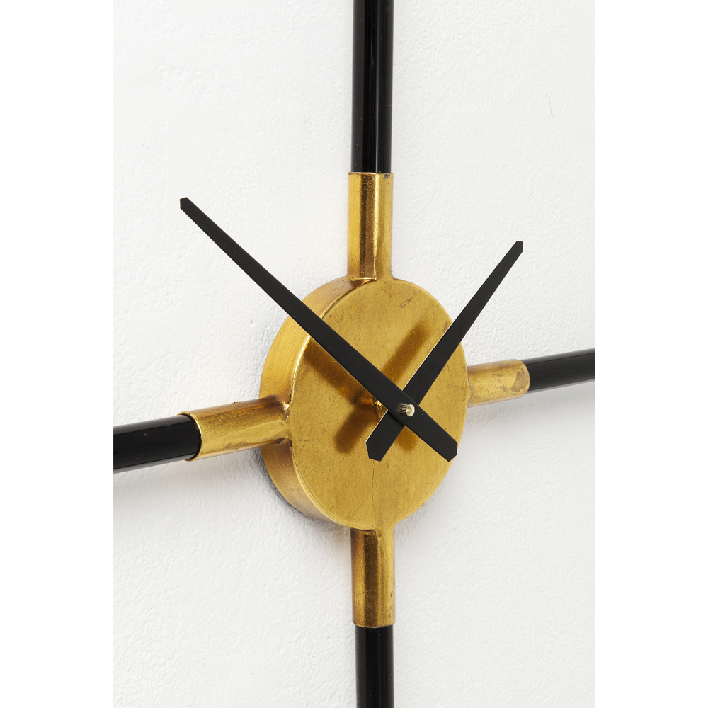Wall Clock Magic Wand O91cm