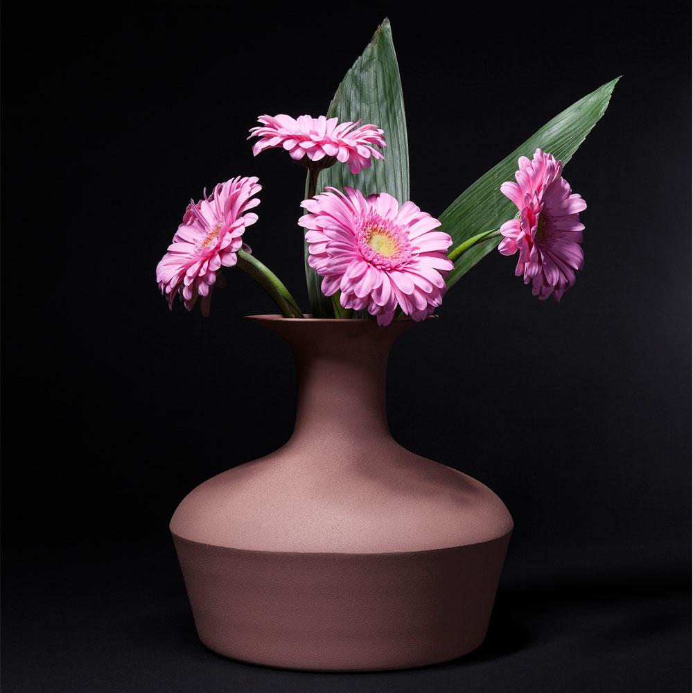 Vase Downtown Powder 24cm
