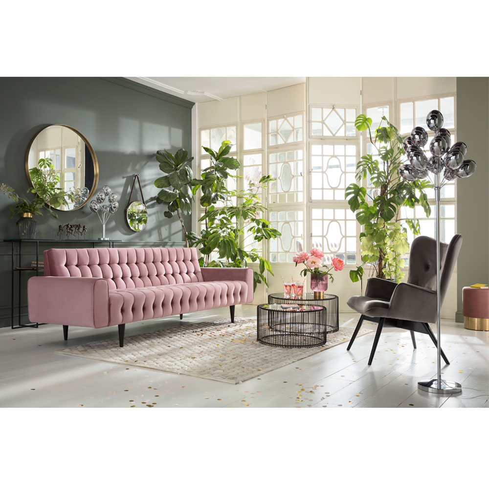 Armchair Angels Wings Anthracite Econo