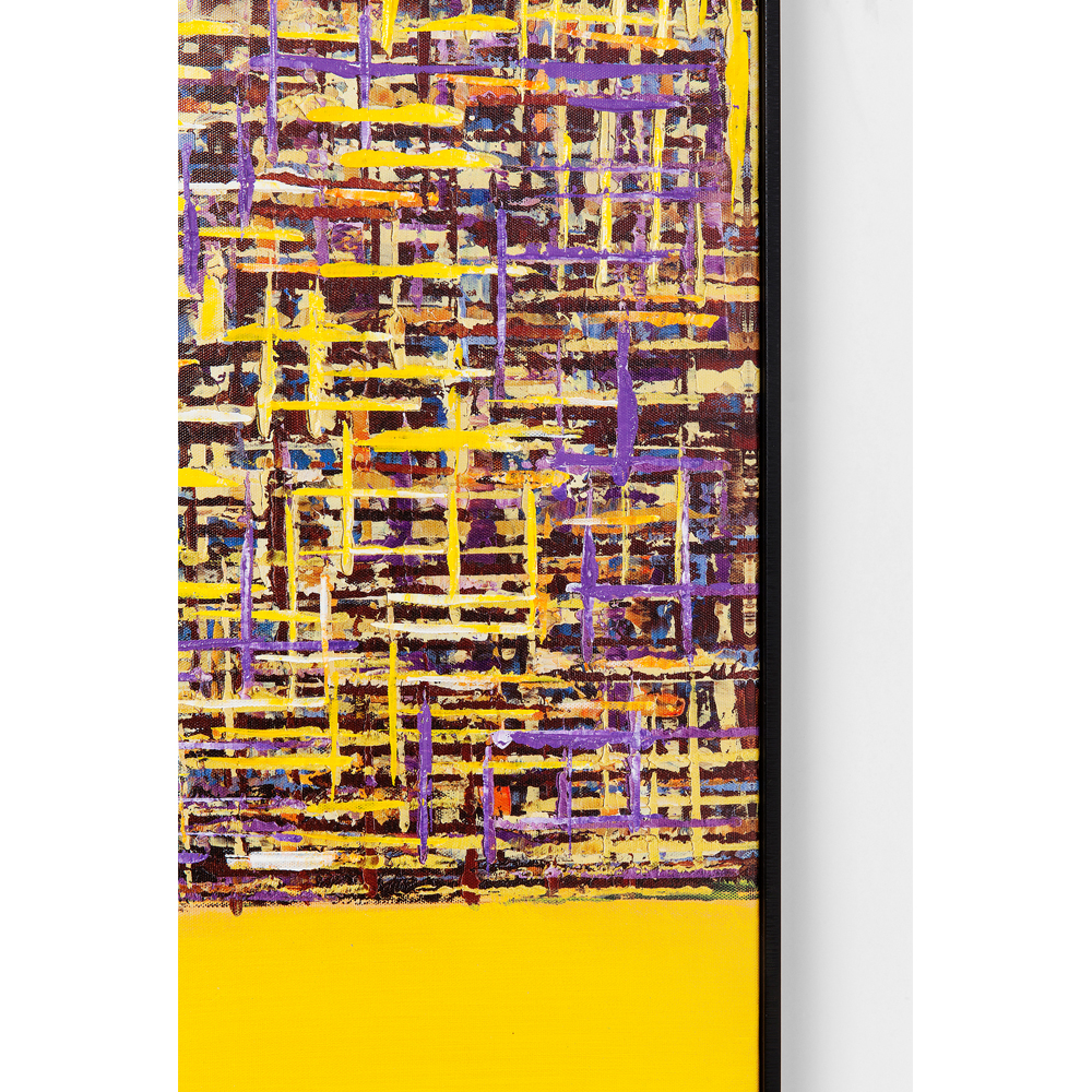 【入荷待ち商品】Picture Touched Meander Yellow 122x92cm
