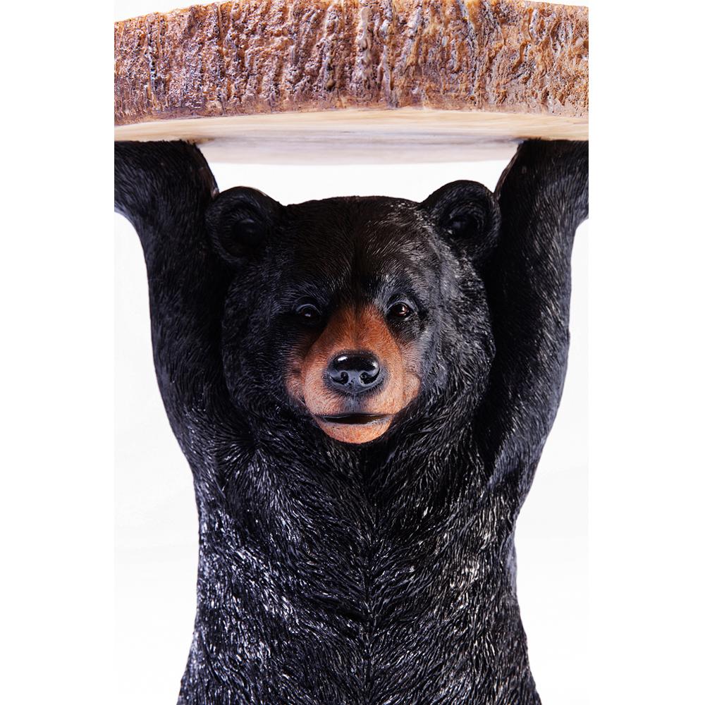 【入荷待ち商品】Side Table Animal Mini Bear 25x23cm