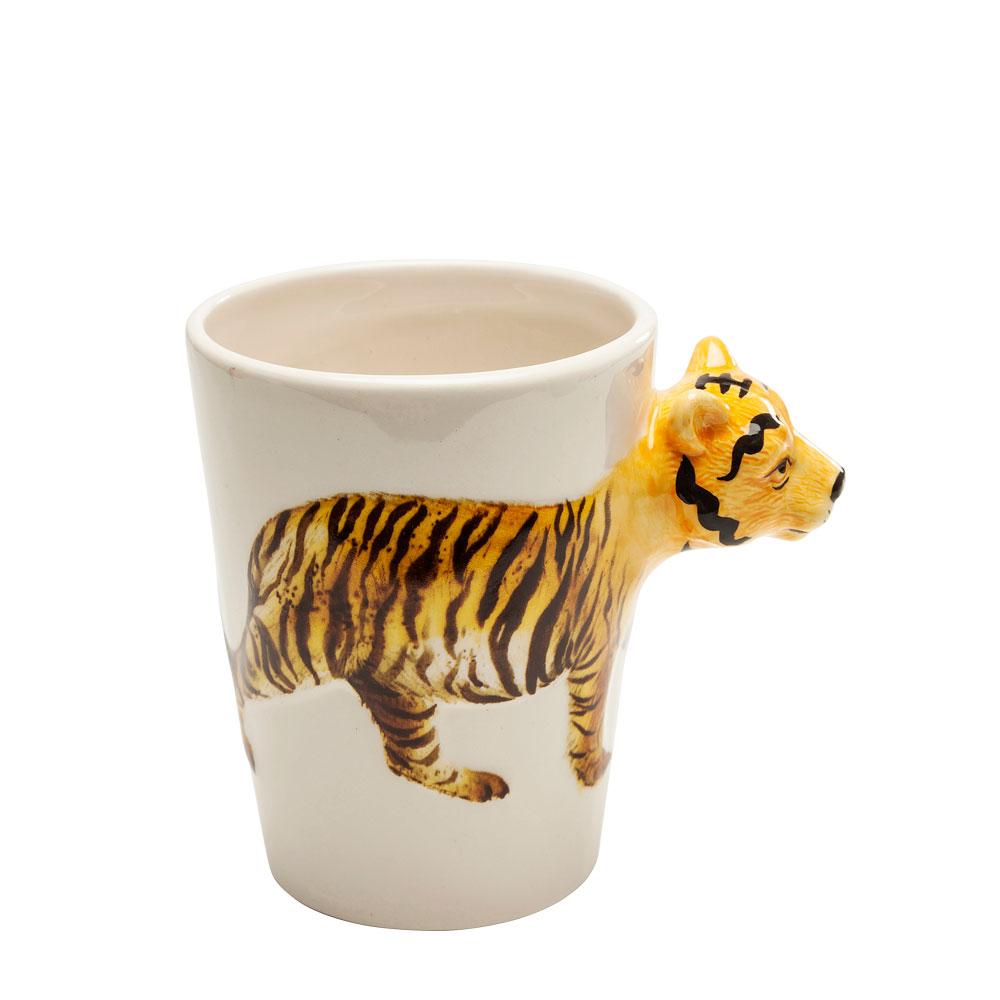 Mug Wild Life Body A/Tiger