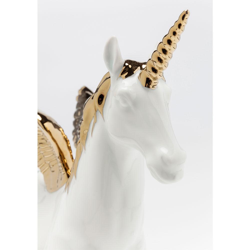 Deco Figurine Standing Unicorn
