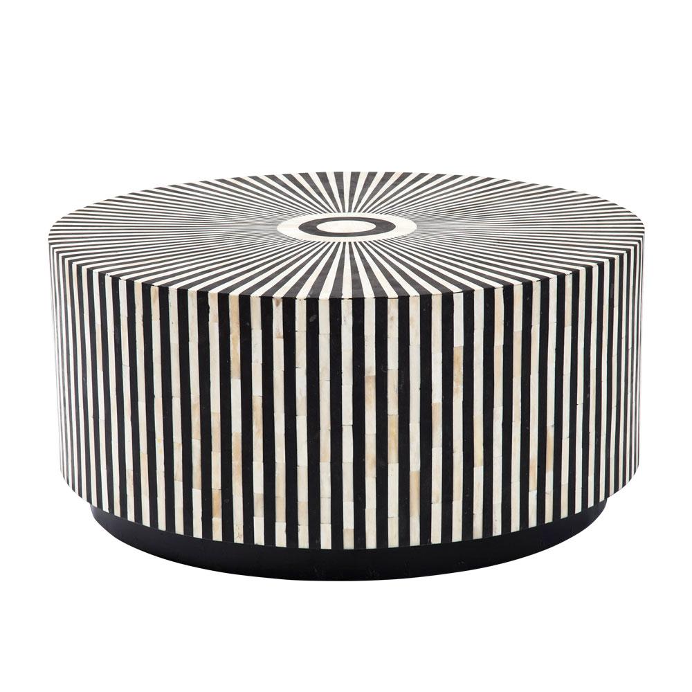 エレクトラ O75cm ローテーブル/コーヒーテーブル