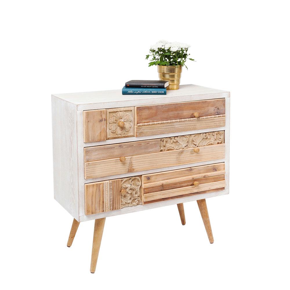Dresser Davos 3 Drawers