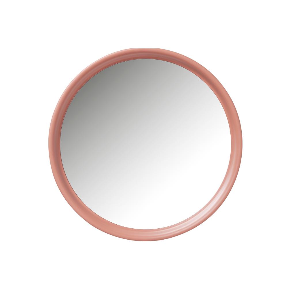 Mirror Salto Rose Ø80cm