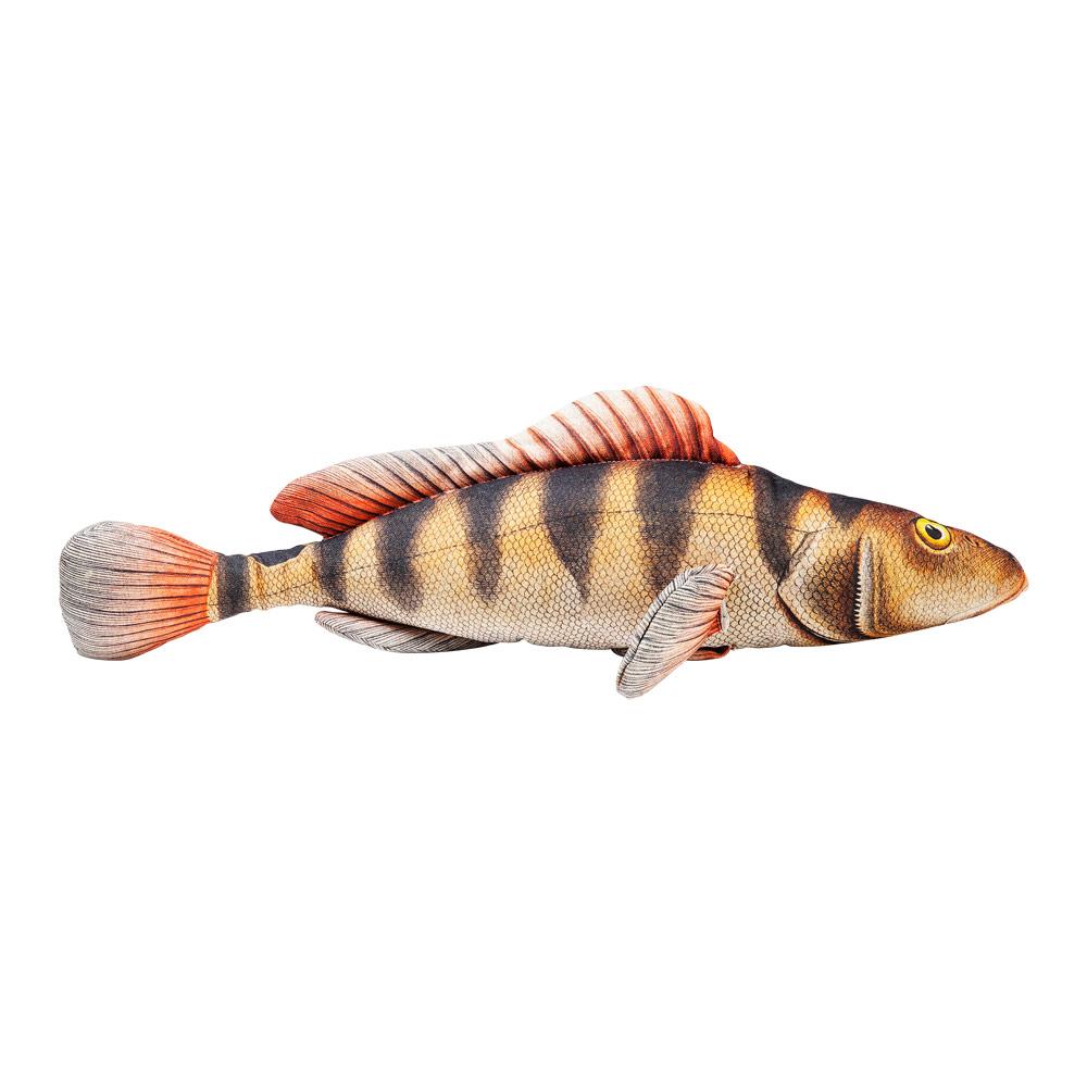 Cushion Shape Fish Stripes 38x77cm