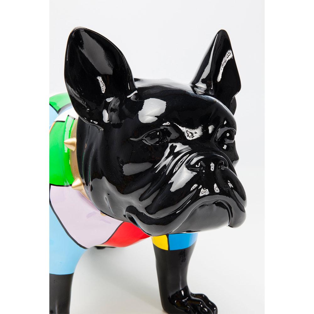 Deco Figurine Bulldog Colore