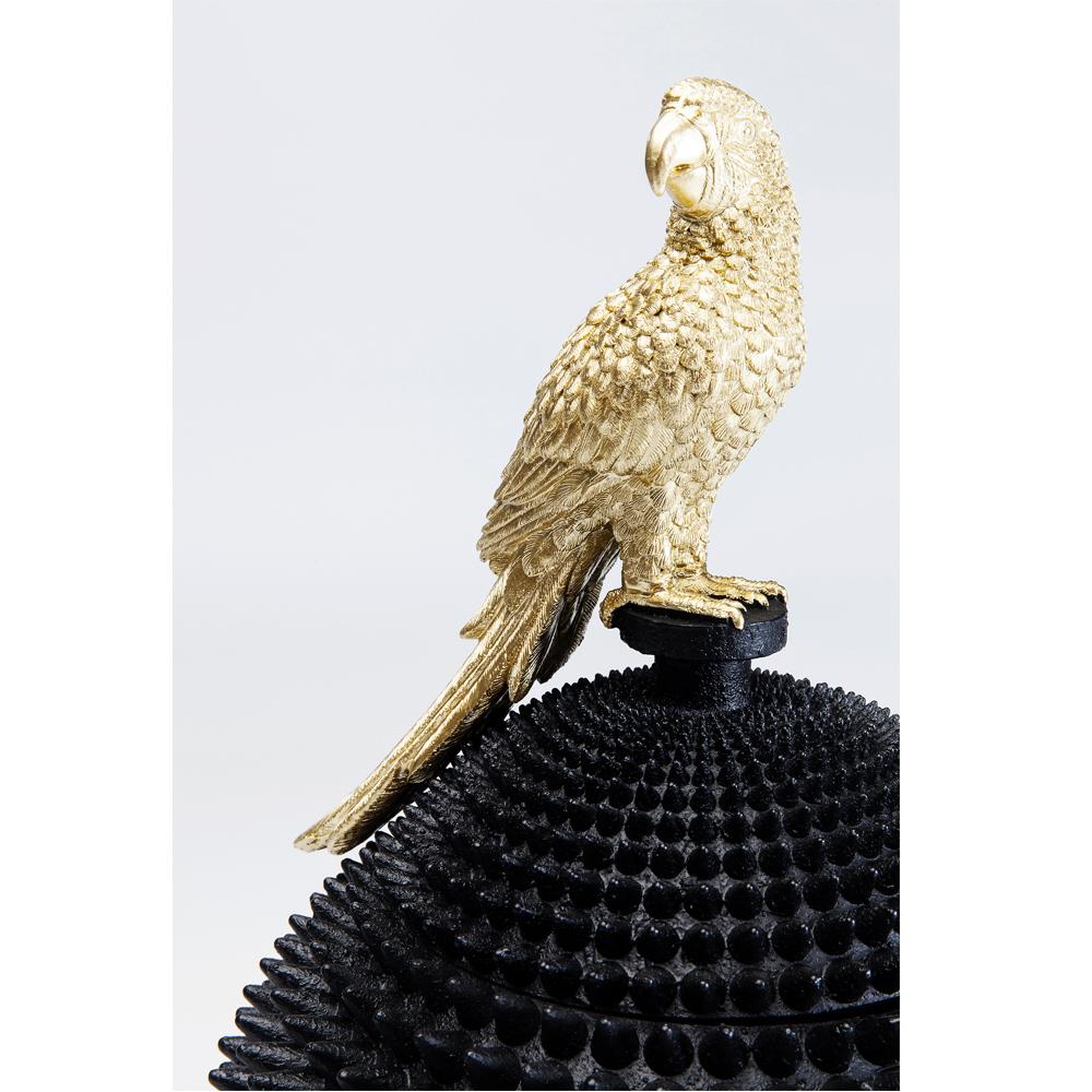 Deco Box Parrot