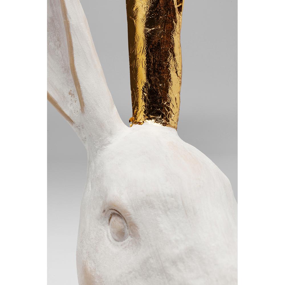 【在庫なし】バニーゴールド30cm デコオブジェ