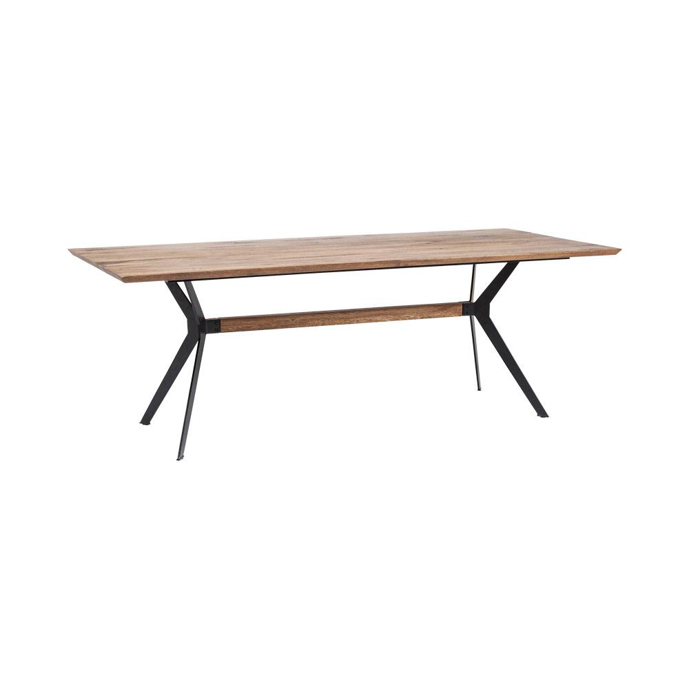 ダウンタウン 220x100cm ダイニングテーブル