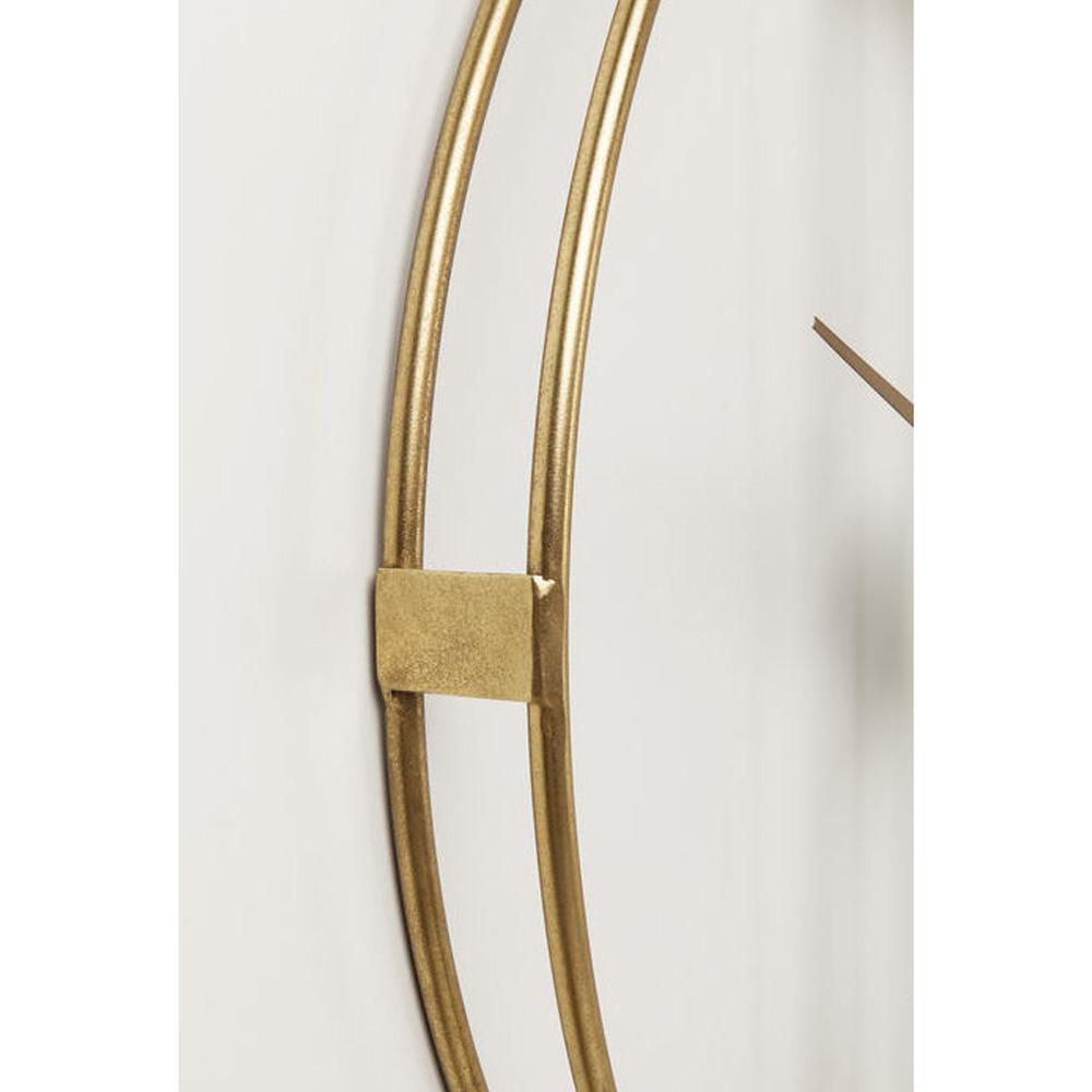 クリップ ゴールド O60cm ウォールクロック