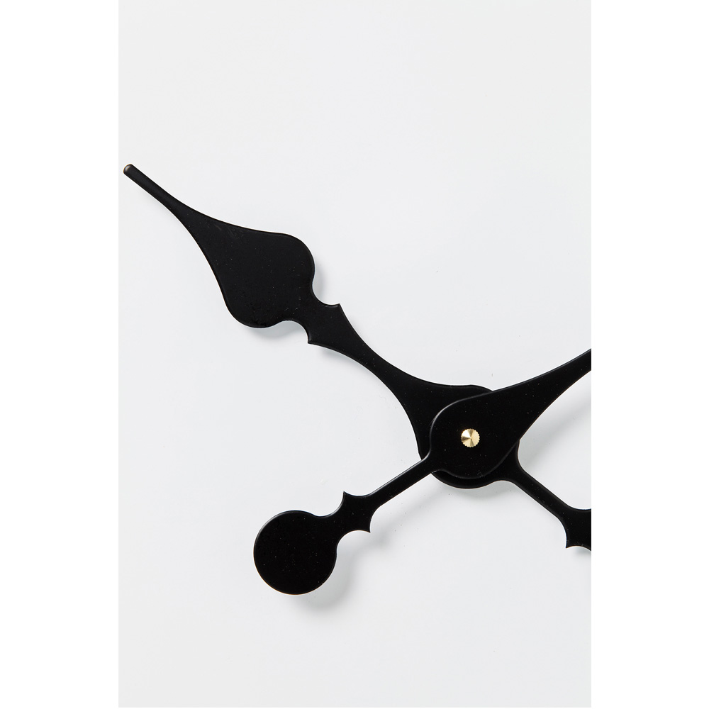 Wall Clock Octagon O66cm