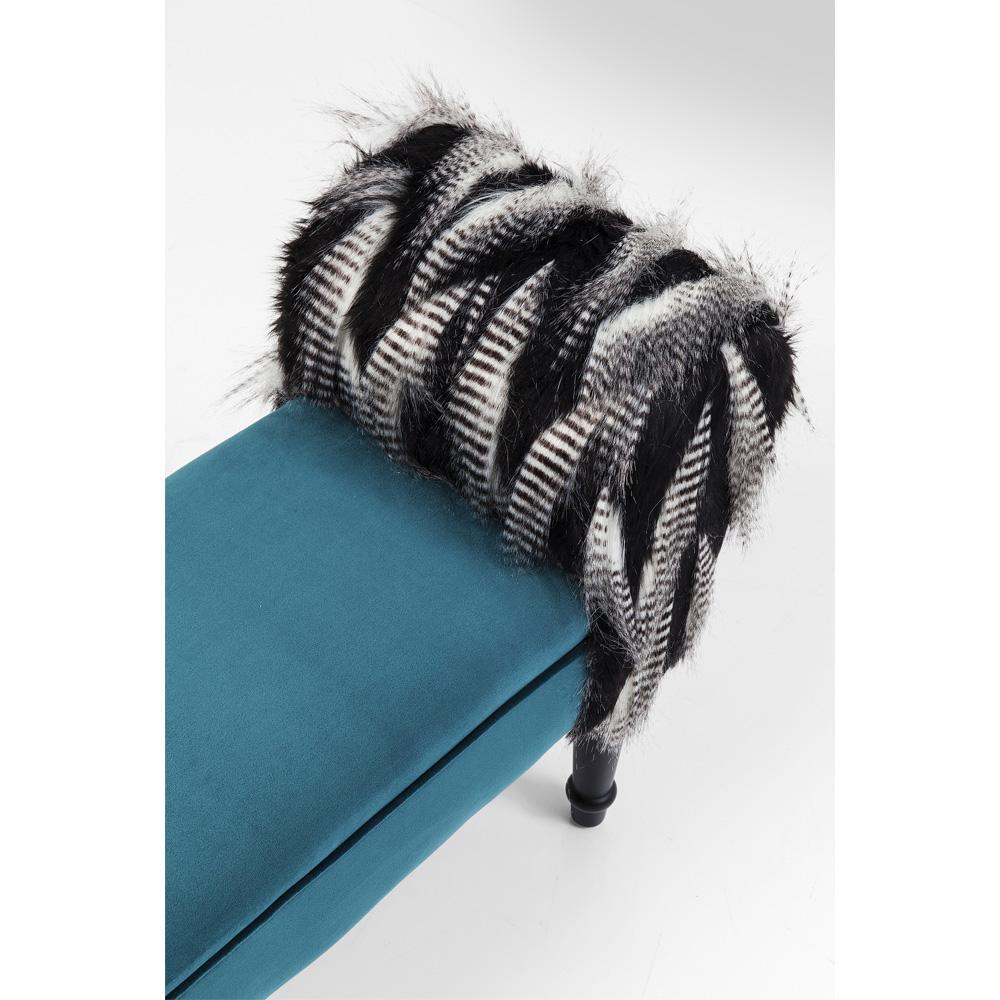 Bench Wing Patchwork Skunk