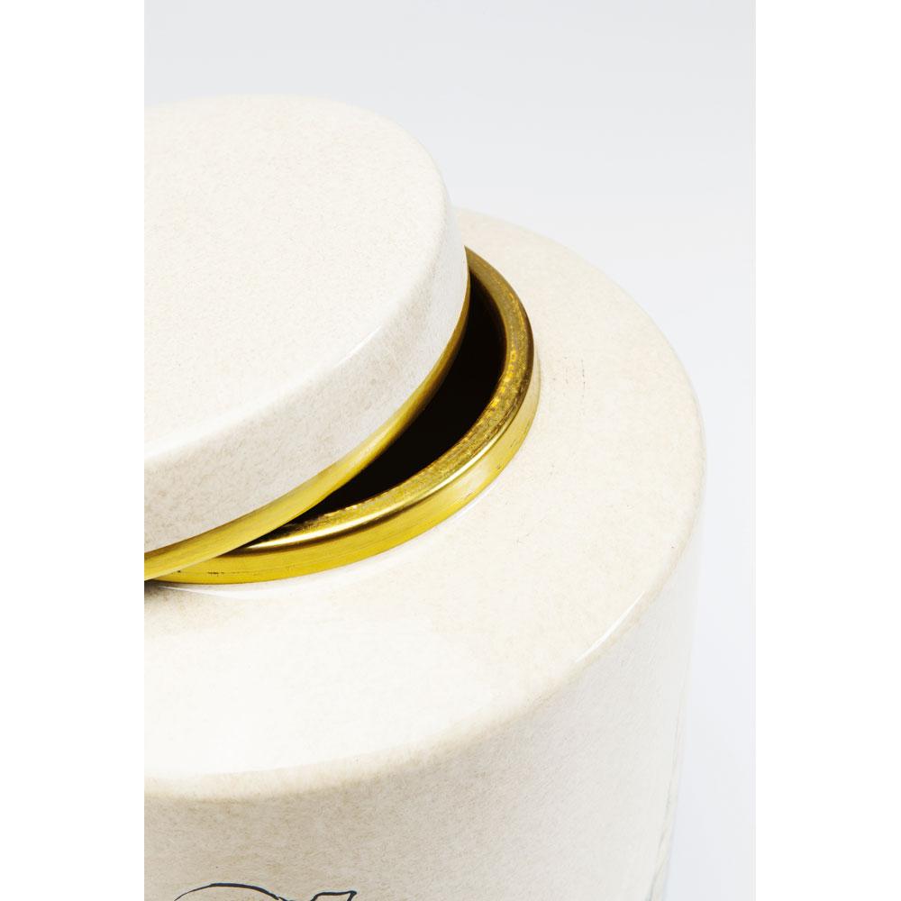Deco Jar Wild Life 33cm