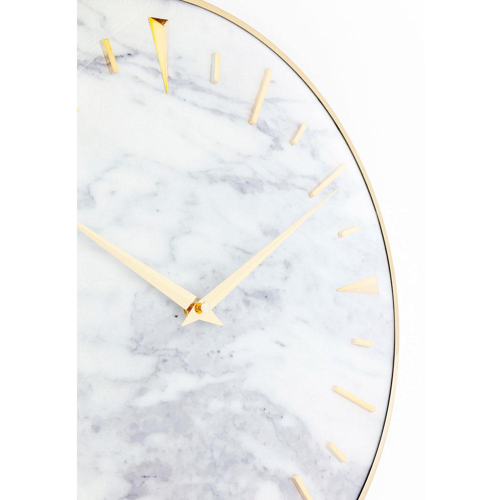 Wall Clock Noble Marble Ø40cm