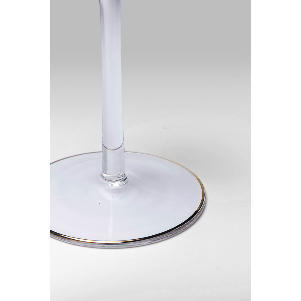 White Wine Glass Hommage