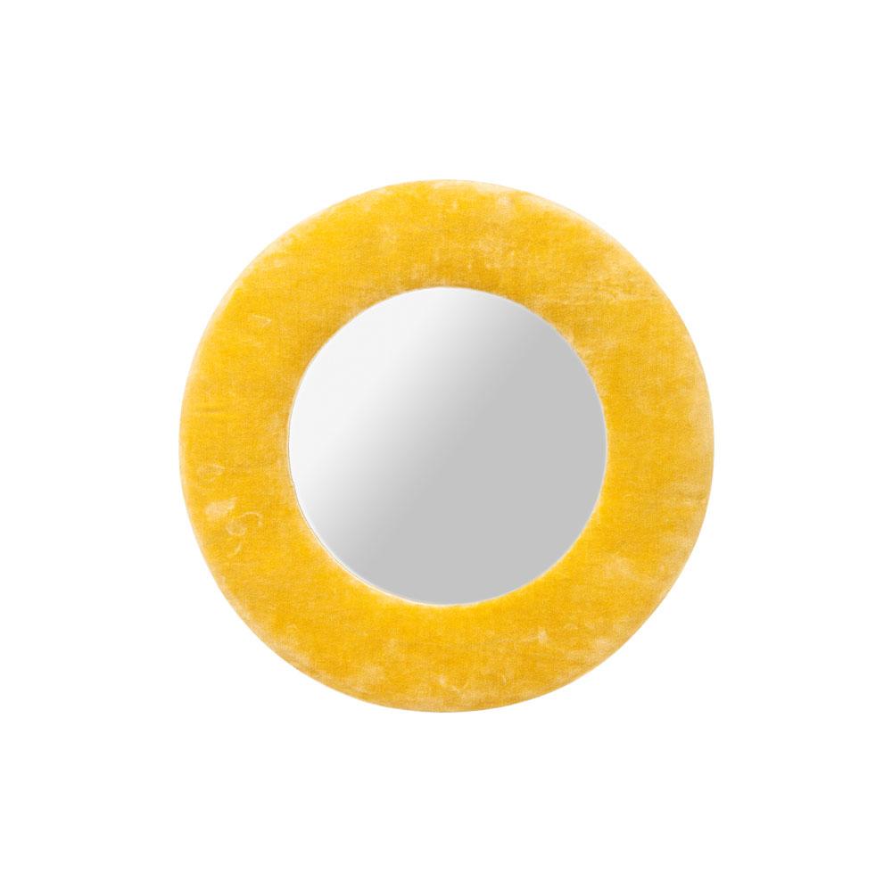 Mirror Cherry Yellow Ø50cm