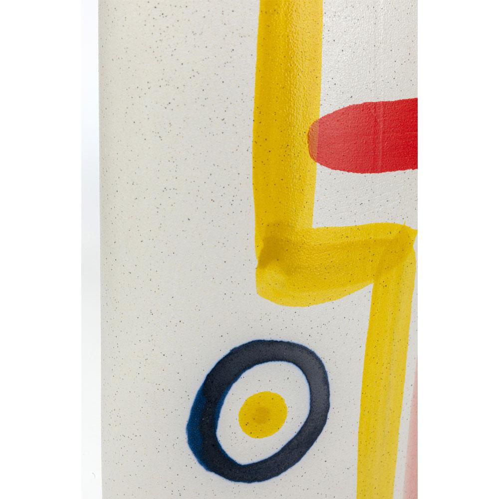 アートフェイス コローレ フラット 31cm フラワーベース