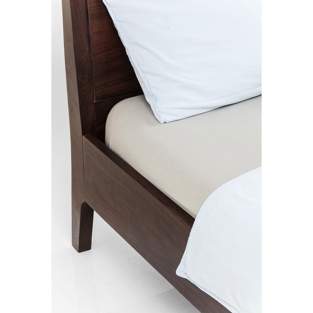 ブルックリン ウォールナット ベッド 160×200cm(クイーンサイズ)