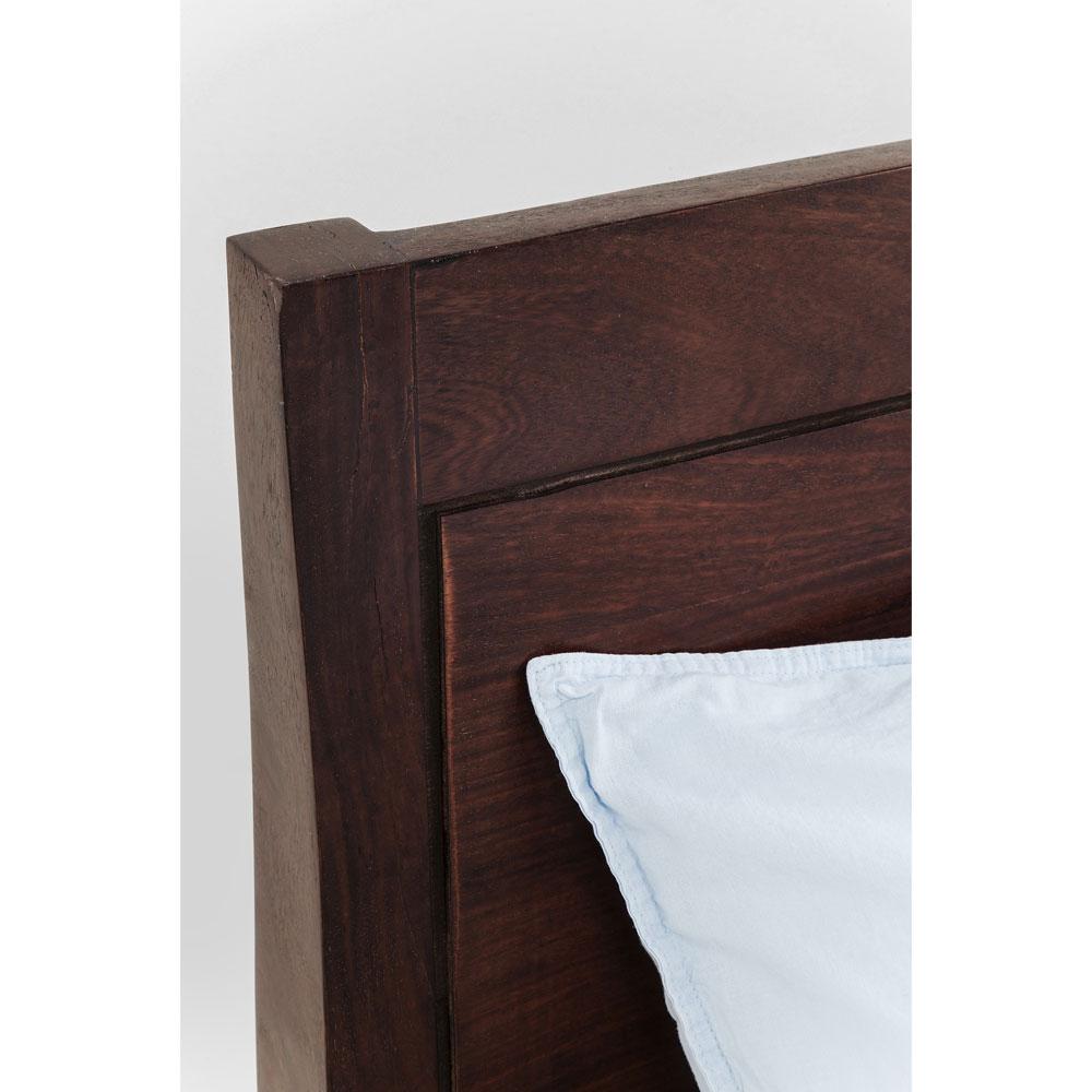 ブルックリン ウォールナット ベッド 180×200cm(キングサイズ)
