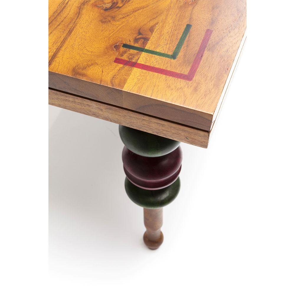 スライドルール 120x60cm ローテーブル/コーヒーテーブル