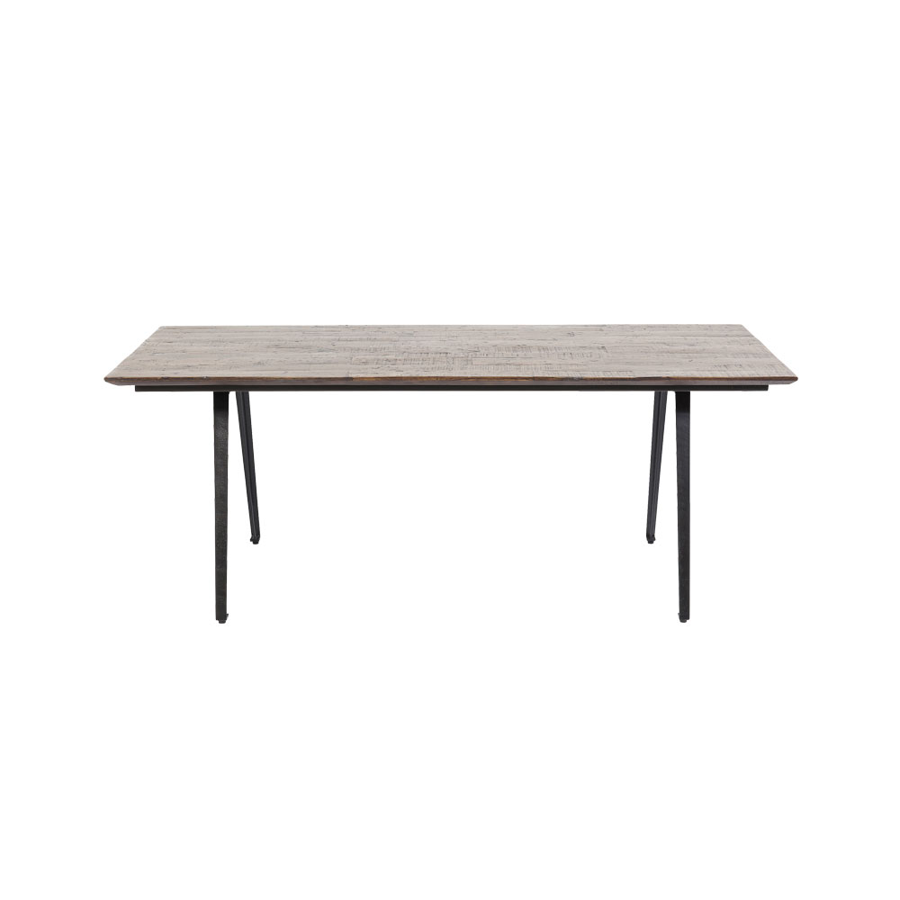 パラダイス 200x90cm ダイニングテーブル