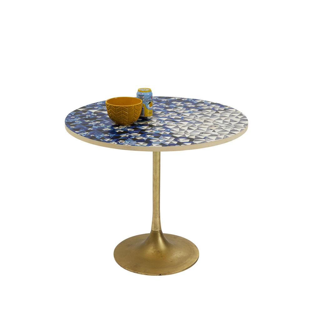 【在庫切れ】ファシーノ O75cm ダイニングテーブル