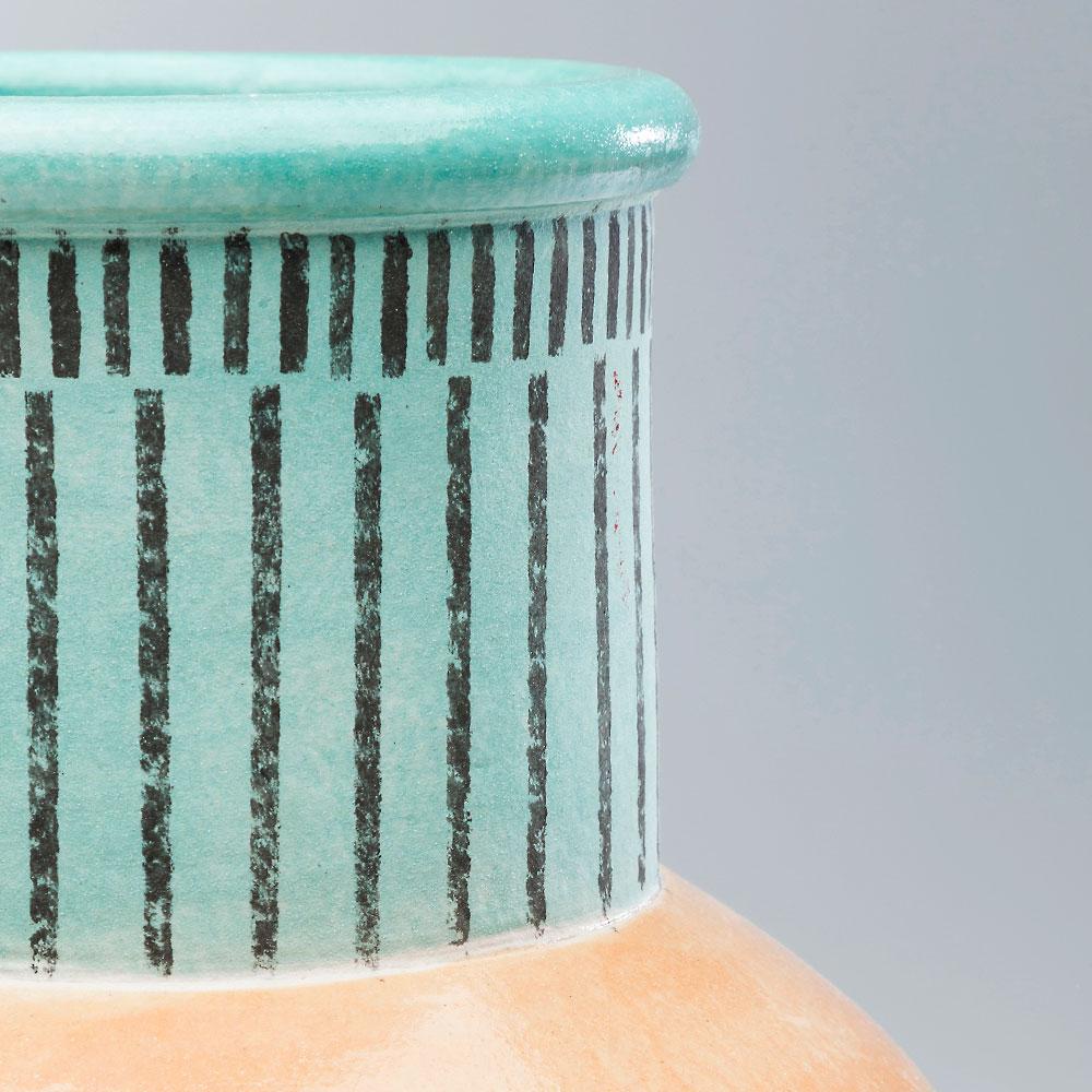 Vase Shakedelic Colore 34cm