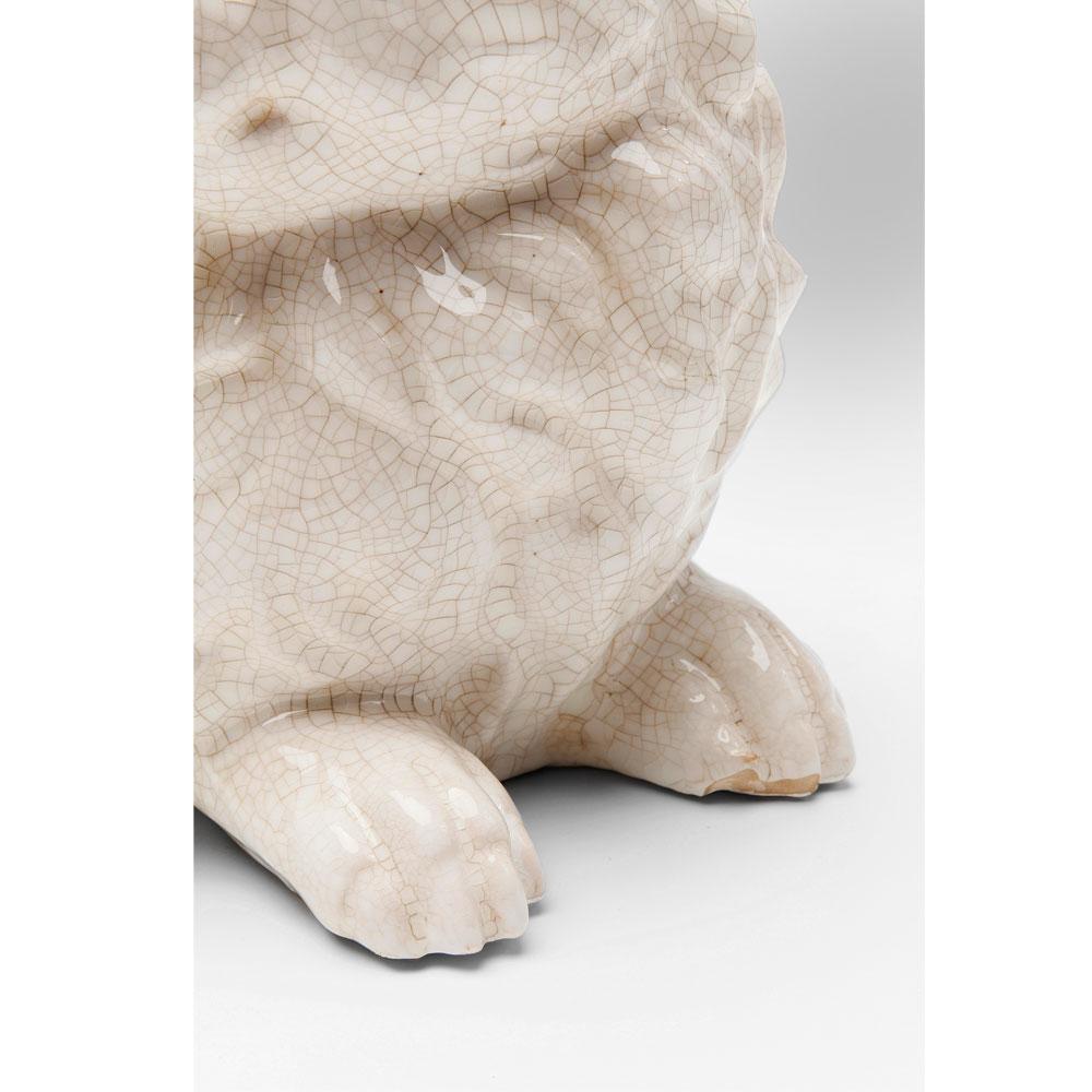 ラビットホワイト 31cm オブジェ