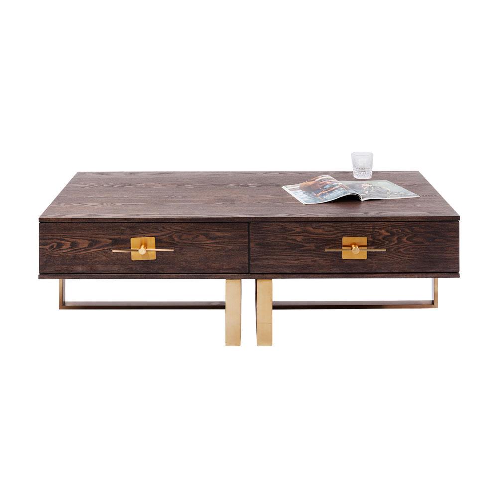オーサカ 138x77cm ローテーブル/ コーヒーテーブル