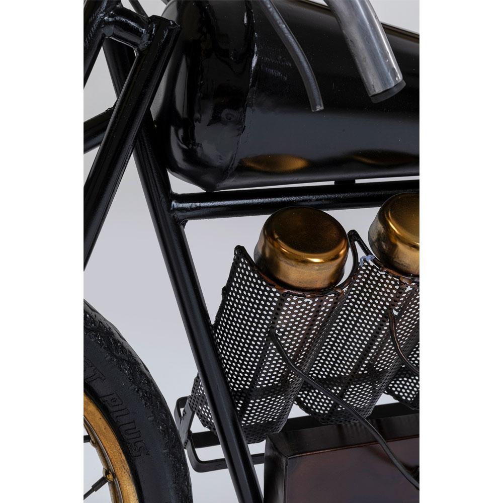 モーターバイク ブラック コンソール