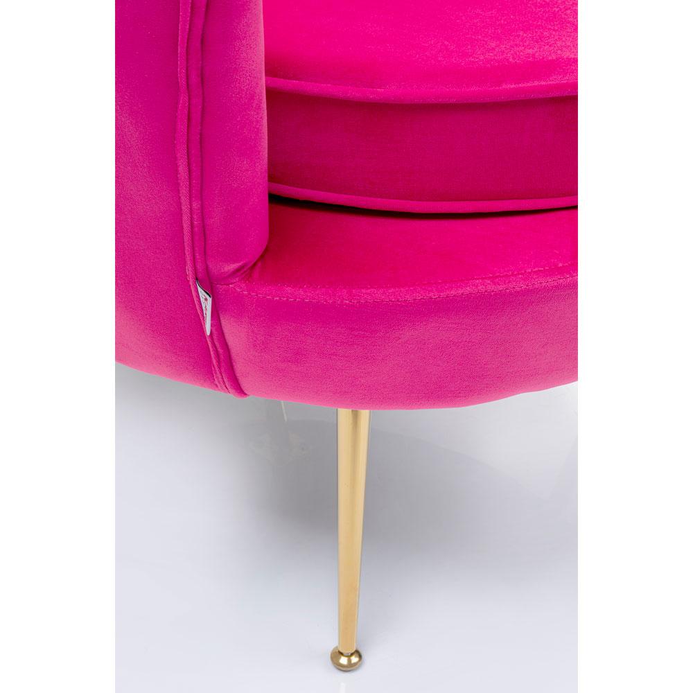 ウォーターリリー ピンク アームチェア