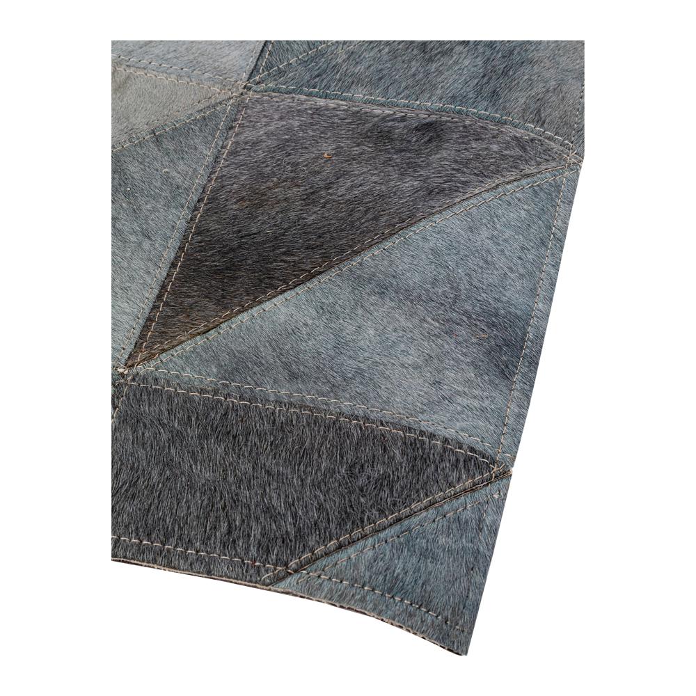 トライアングルグレー 170x240 cm カーペット