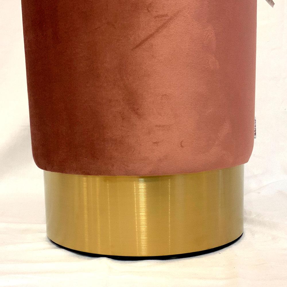 チェリーモーブブラス   O35cm スツール [OUTLET_D]