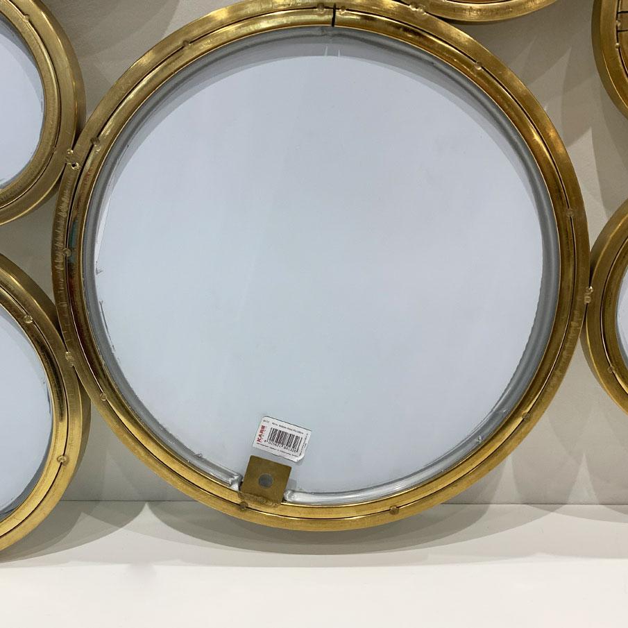 バブルブラス93x138cm ミラー