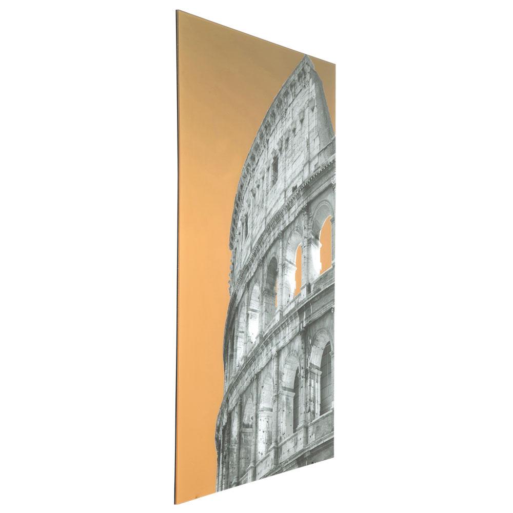 Picture Glass Colosseum 80x60cm