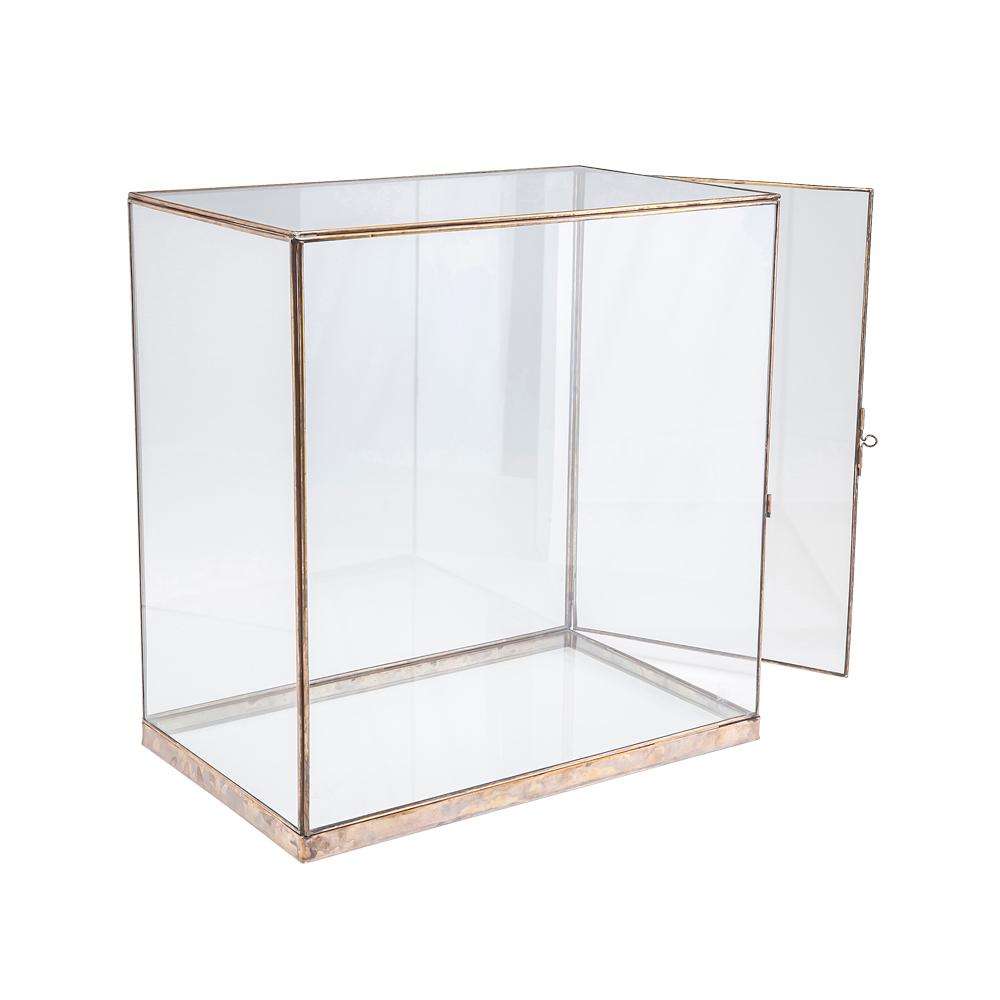 Display Case Show Rectangular