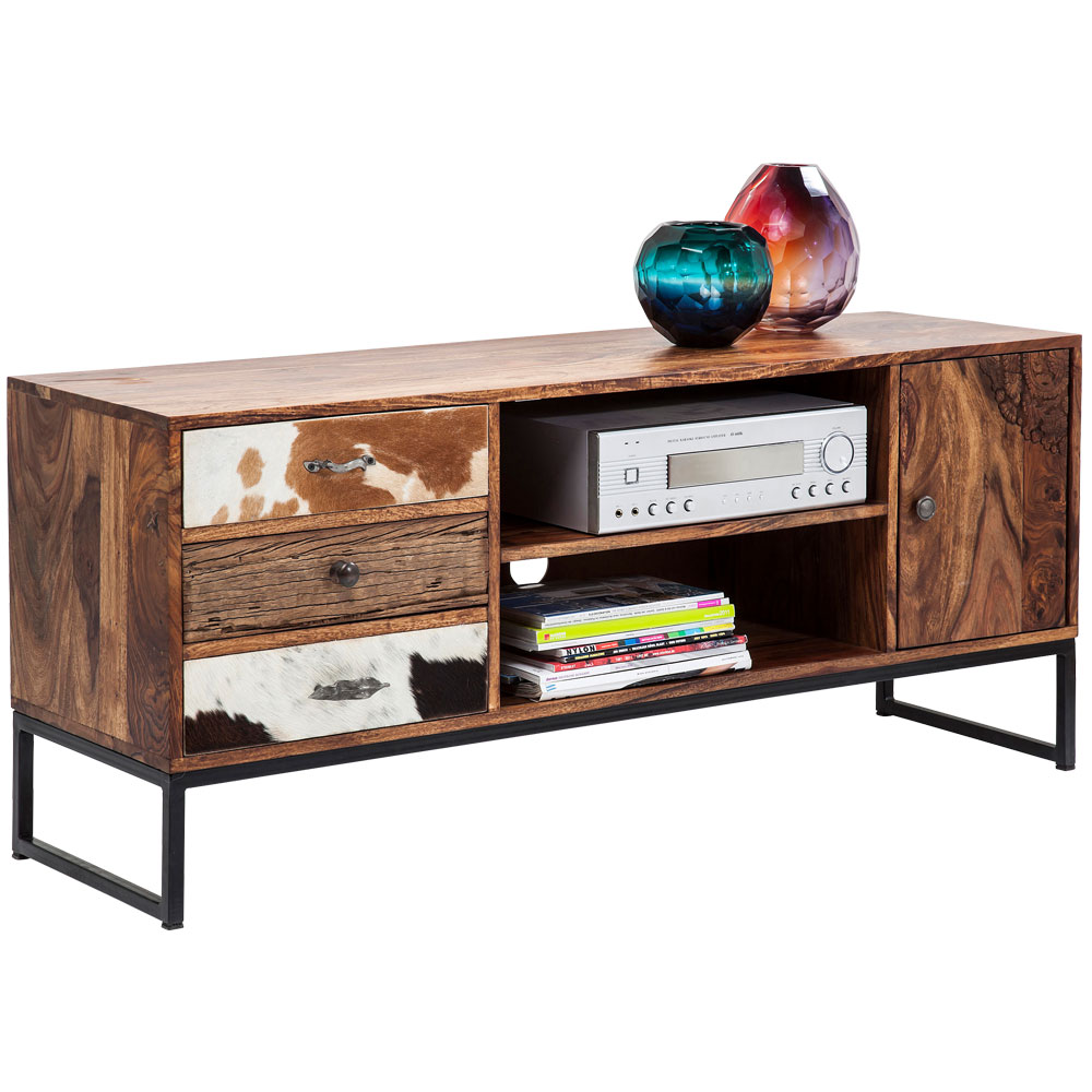 TV Console Rodeo 1 Door 3 Drw