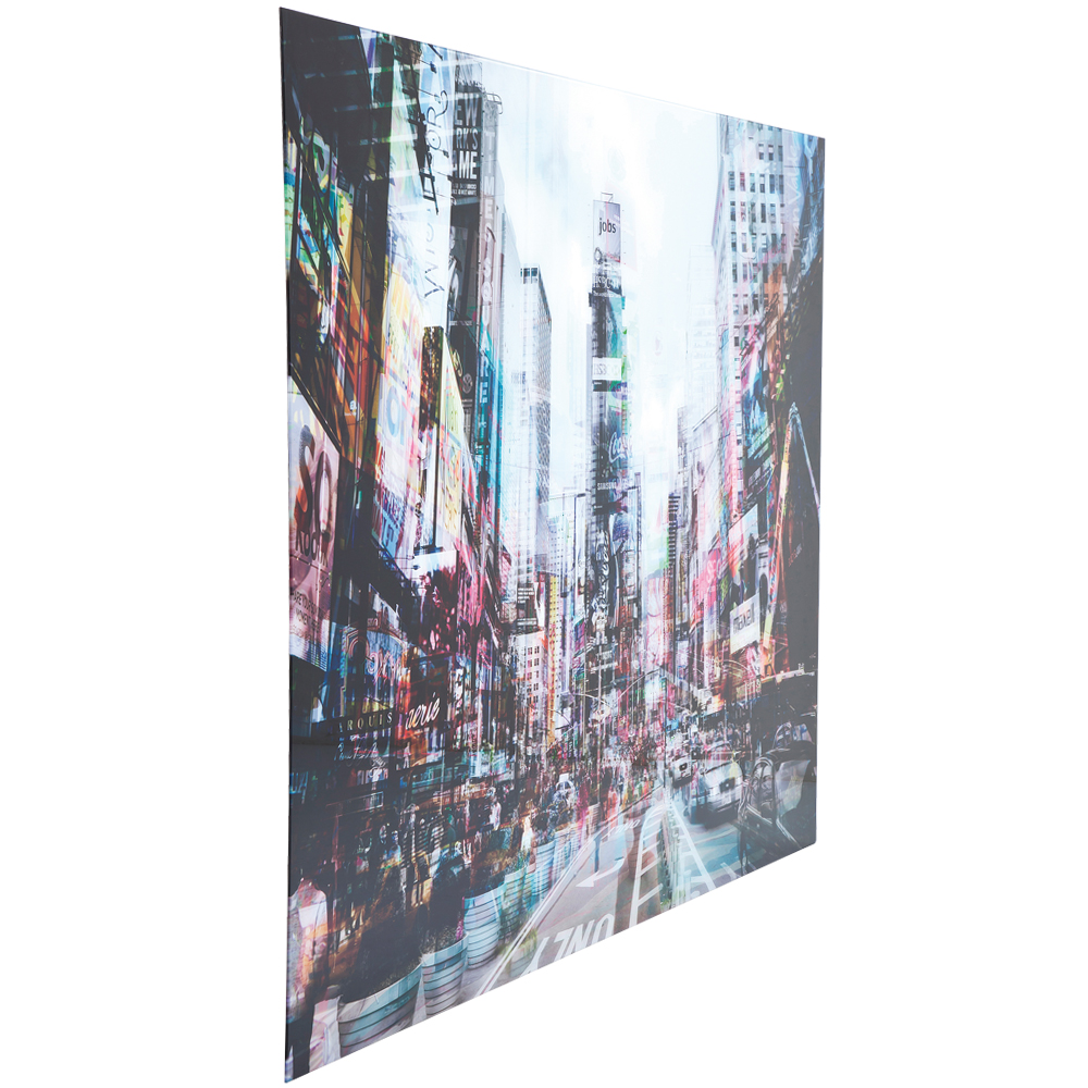 Picture Glass Times Square Move 70x90cm