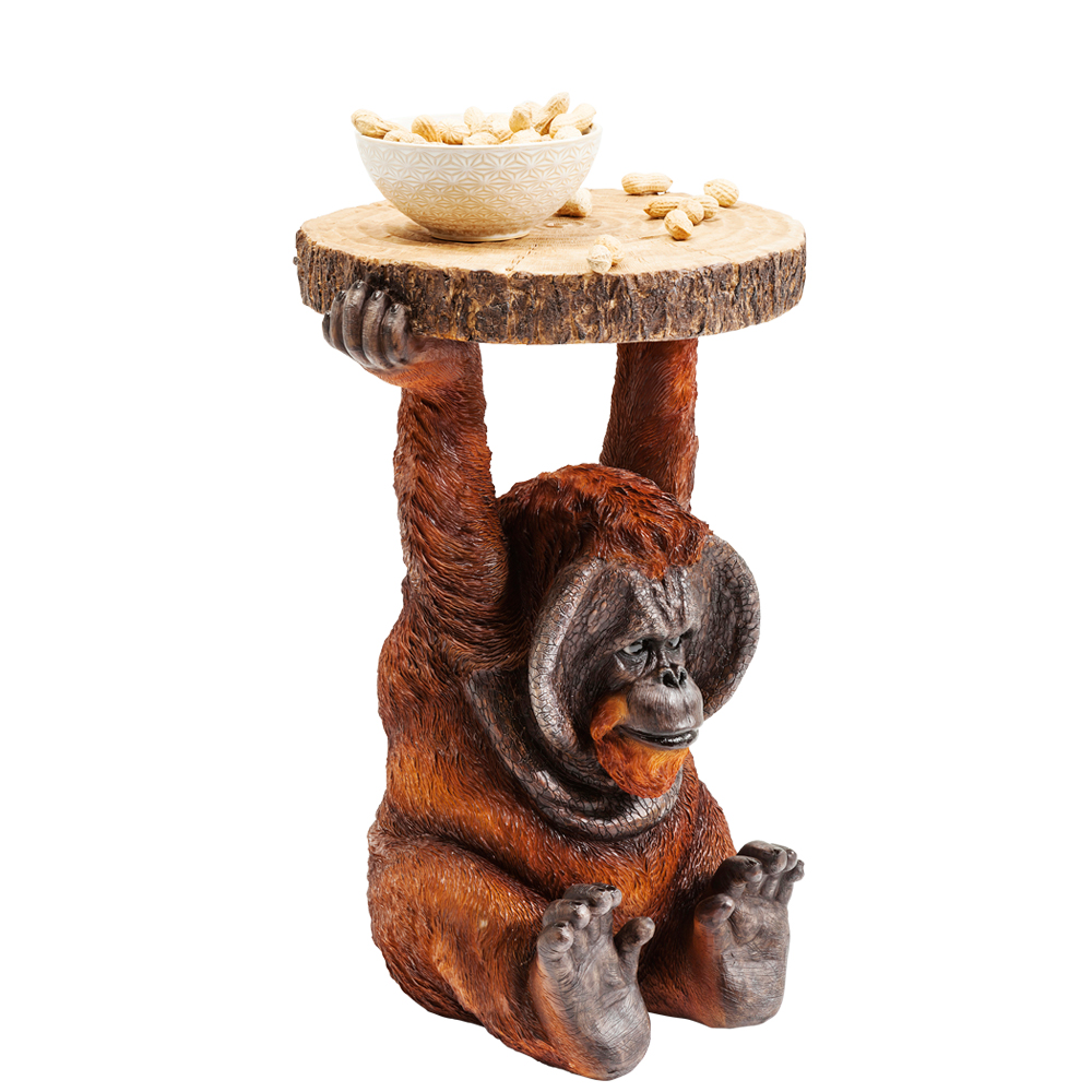 Side Table Animal Orang Utan