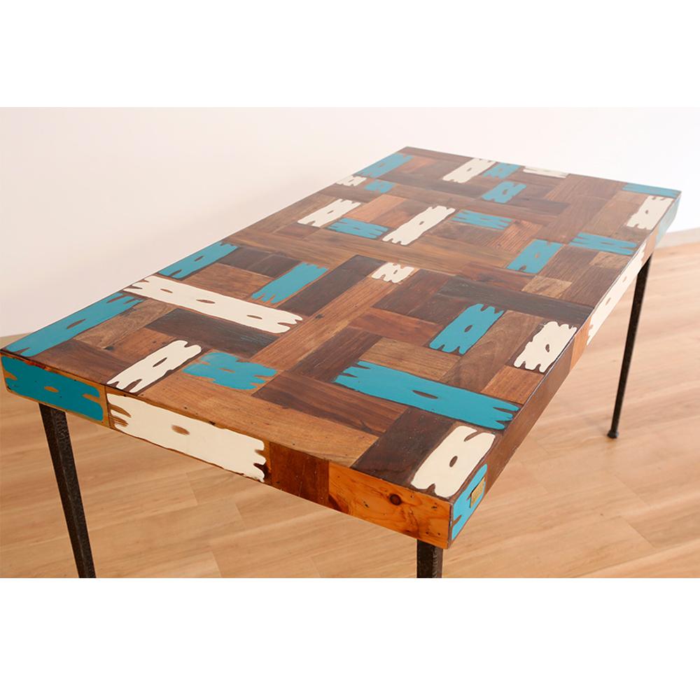 Table Limbo 150x80cm 画像は幅1800mmのものです。本商品は幅1500mmです。