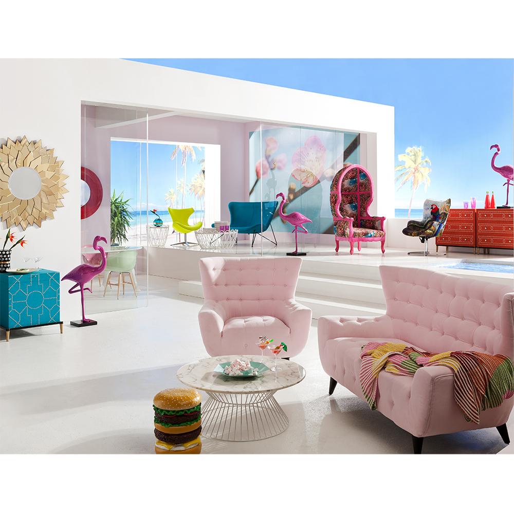 Deco Figurine Flamingo 114cm