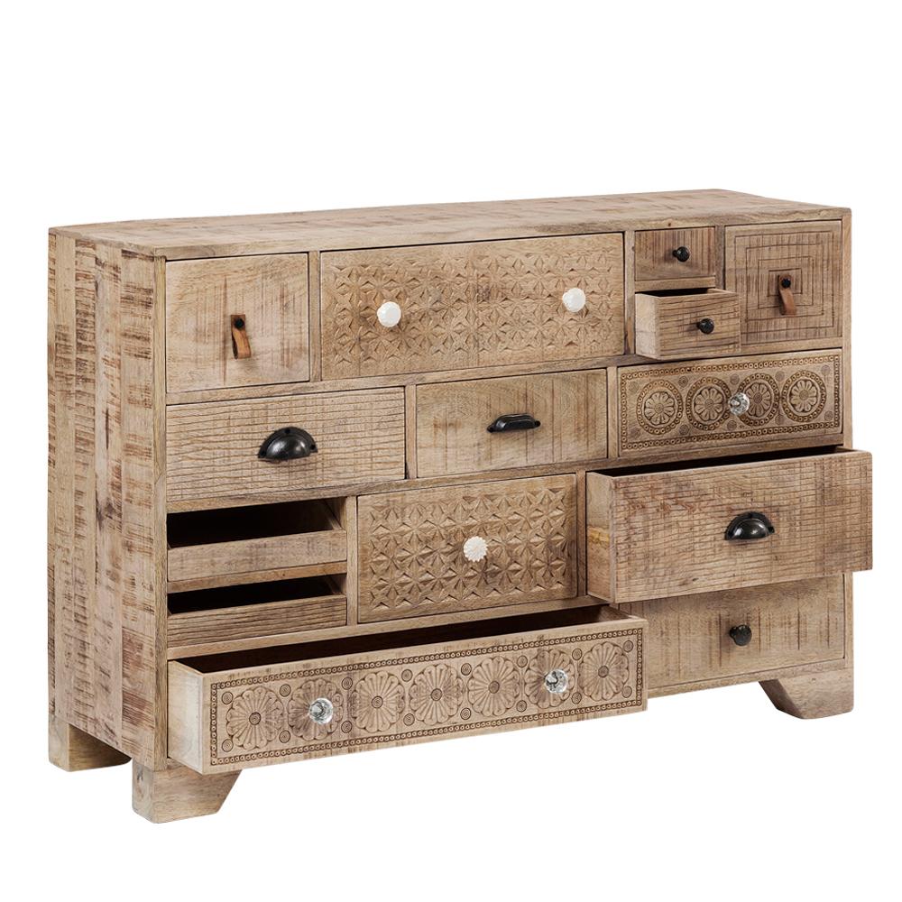 【入荷待ち商品】Dresser Puro 14 Drawers