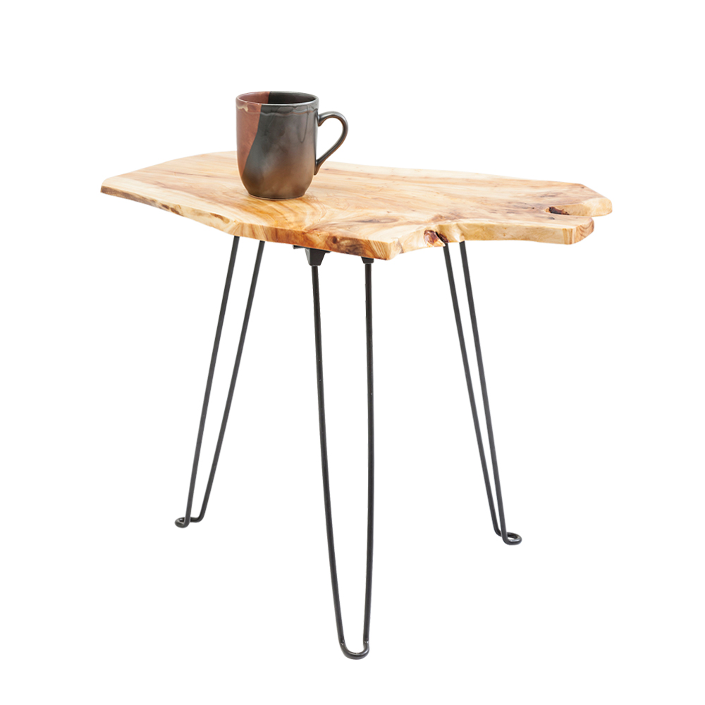 【入荷待ち商品】Side Table Baumstamm